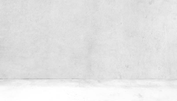 concrete wall Sichtbetonwand nicht verputzt oder verblendet - Ansichtsflächen - gestalterische Funktionen cement floor stock pictures, royalty-free photos & images
