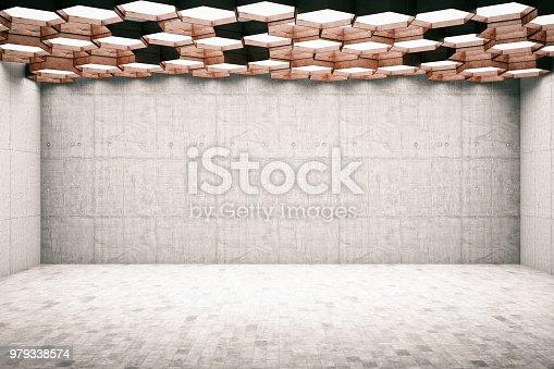 840777964istockphoto Concrete Wall 979338574