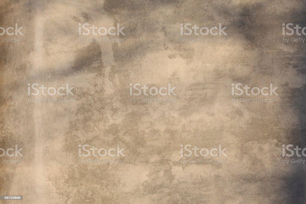 Parete di cemento foto stock royalty-free