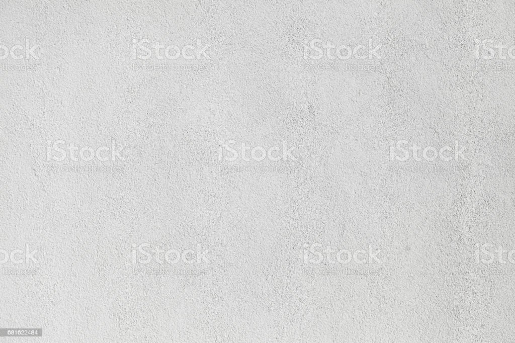 Concrete Wall Shiny Smooth Backgrounds White Textured stock photo
