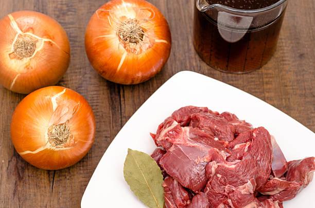 Condiments pour Venaison de deer - Photo