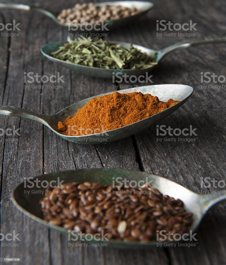 Condiments royalty-free stock photo