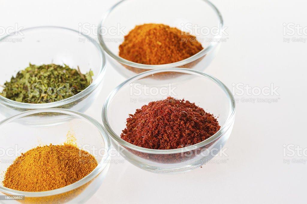Condiments royalty-free stock photo
