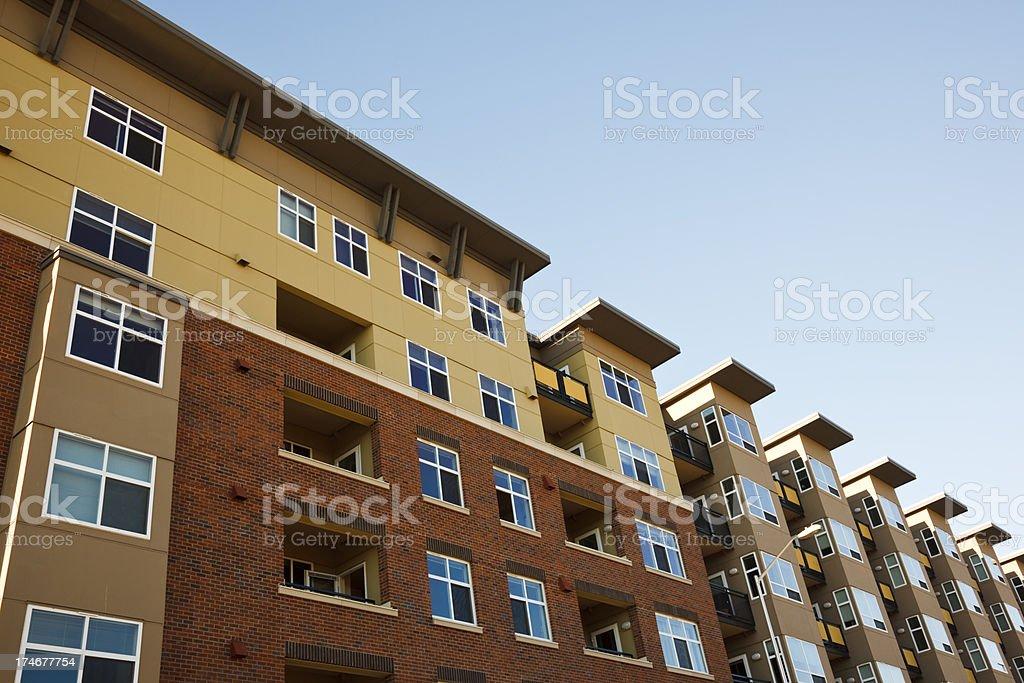 Condo stock photo