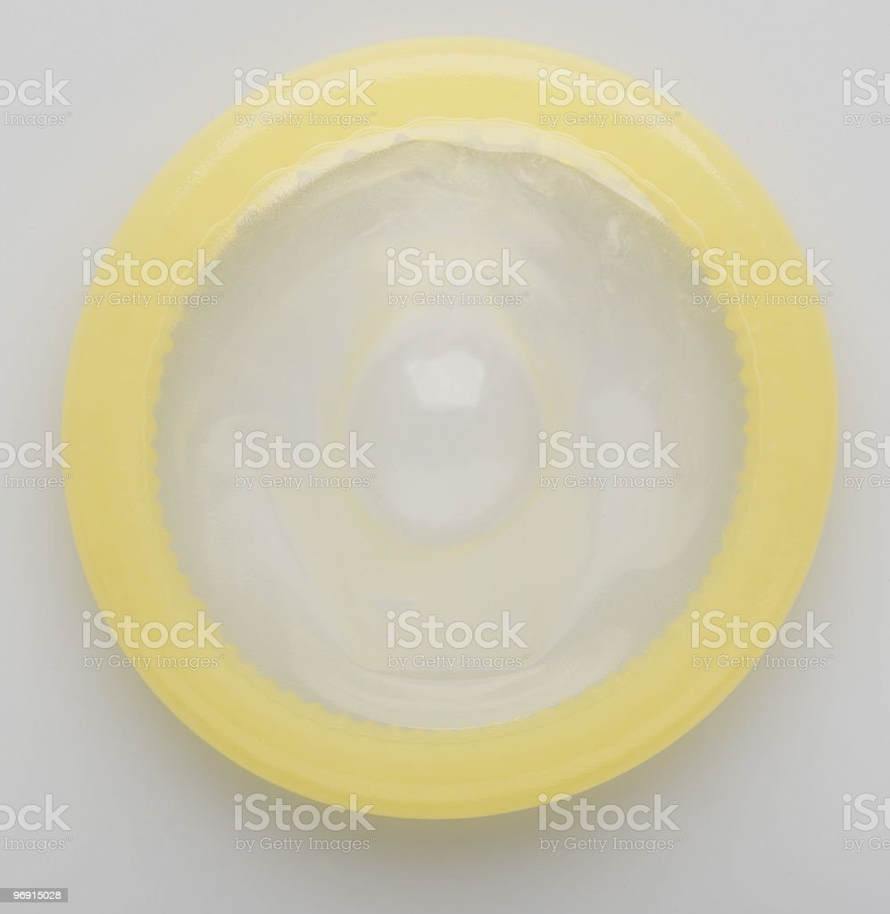 Condom royalty-free stock photo