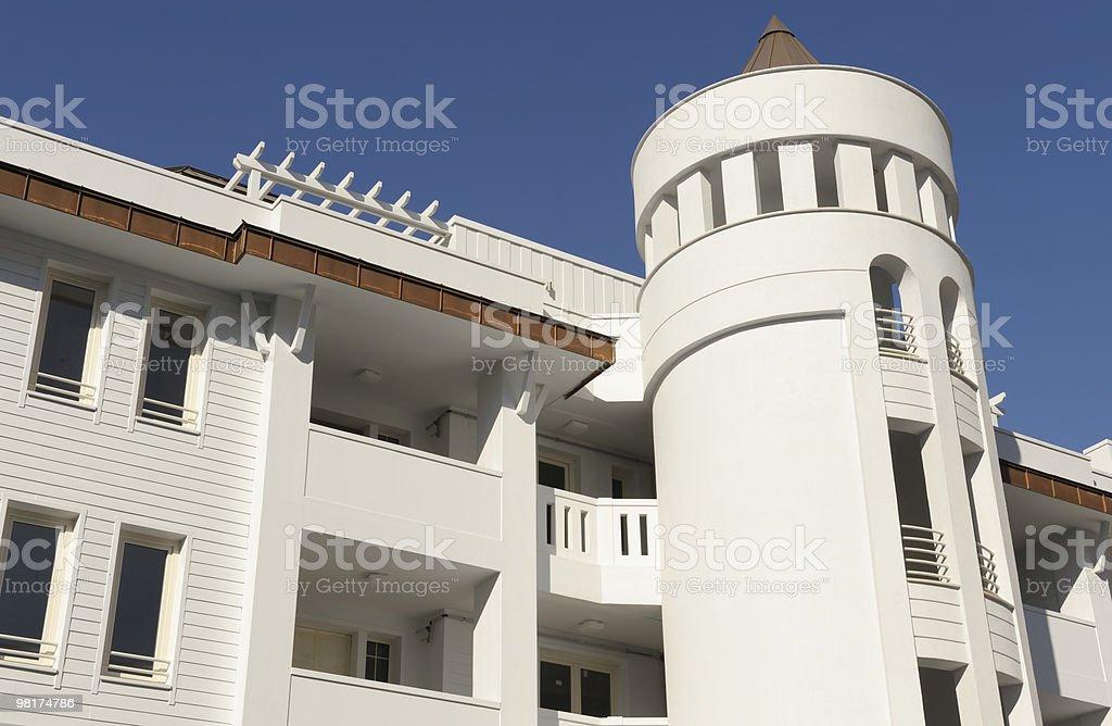 condominium building royalty-free stock photo