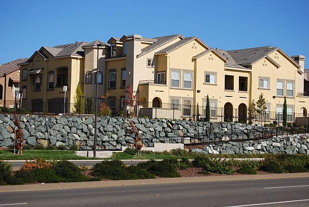 Condominium Lifestyle stock photo