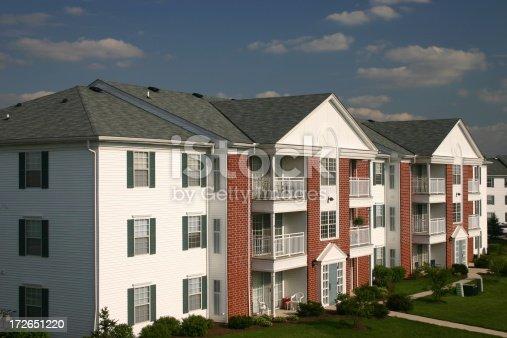 istock Condominium near Cleveland, Ohio 172651220