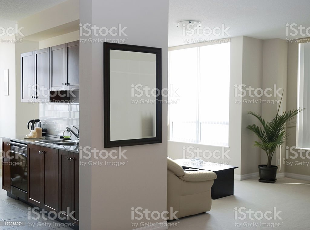 Condominium royalty-free stock photo