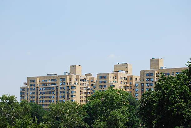 Condominiums in Philadelphia stock photo