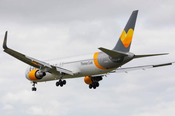 Condor Airlines Thomas Cook 767. – Foto