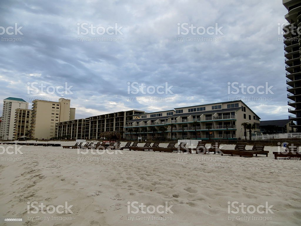 Condos Mar 5 2015 stock photo