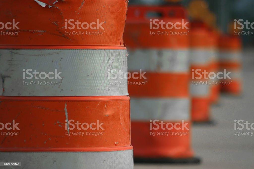 Cones stock photo