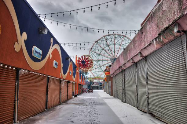 Coney Island-Hallen – Foto