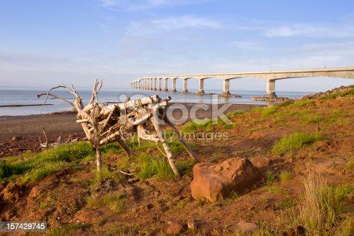 istock Confederation Bridge 157429745