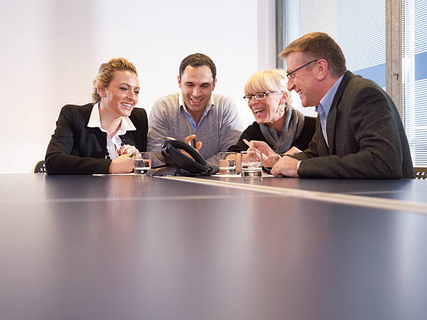 Baby Boomers At Work Stock Photos, Pictures & Royalty-Free ...