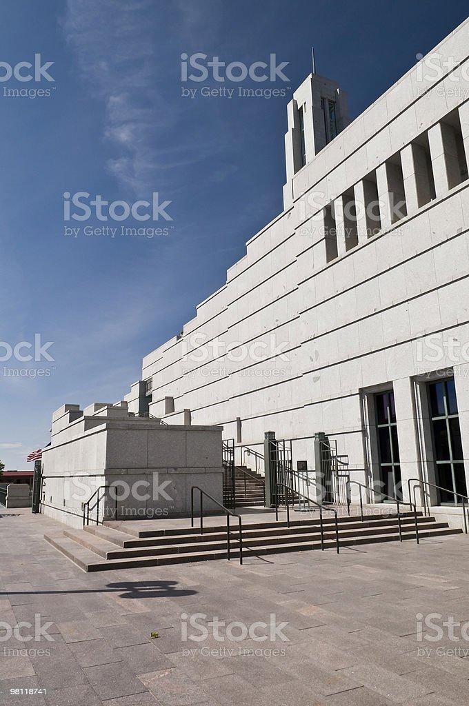 LDS 컨퍼런스 센터 royalty-free 스톡 사진