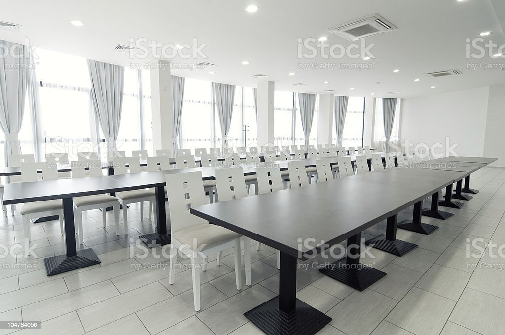 conference hall. royalty-free stock photo