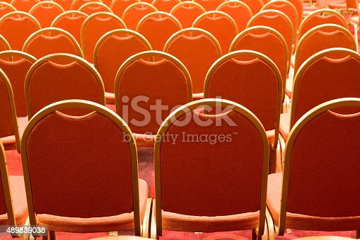 istock Conference hall 489839038