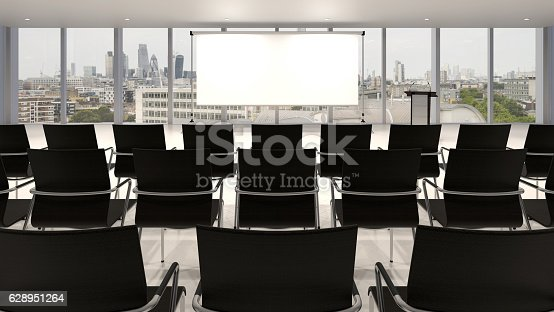 istock Conference hall 628951264