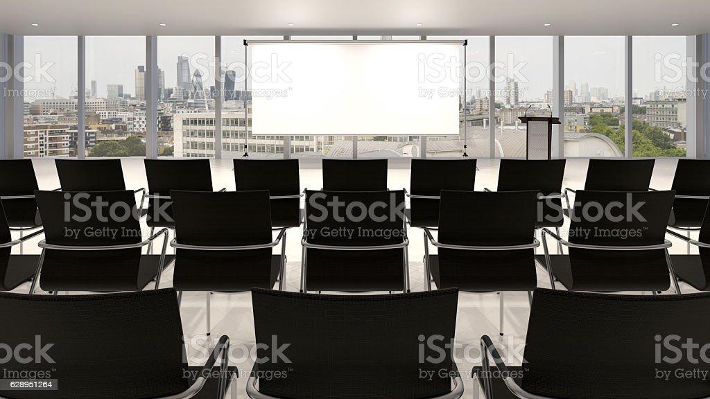 hall de conferências - foto de acervo