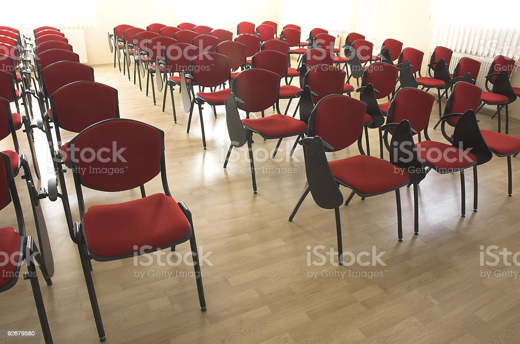 conference hall #6 royalty-free stock photo