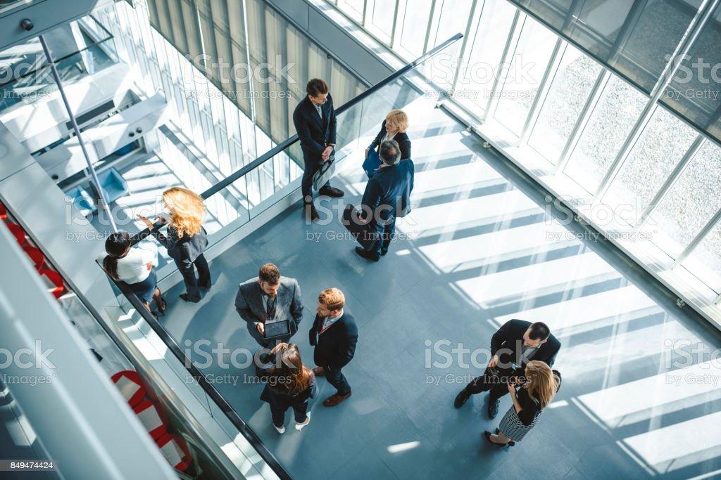 Konferenz meeting – Foto