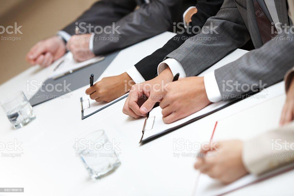 Konferenz – Foto