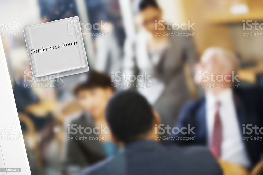 conference room meeting stock photo