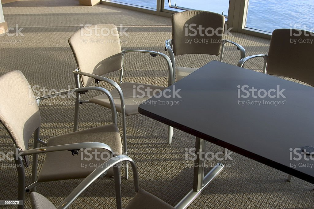 Conference Room #6 royalty-free stock photo