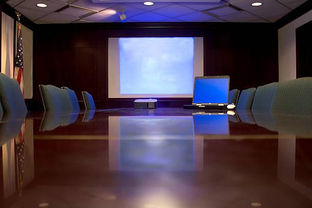 Salle de conférence pour les présentations - Photo
