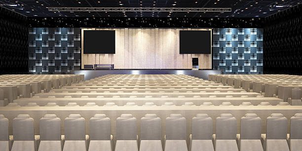 Salas de conferência - foto de acervo