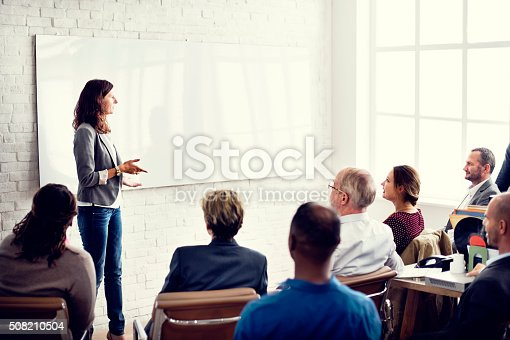 istock Conference Training Planning Learning Coaching Business Concept 508210504