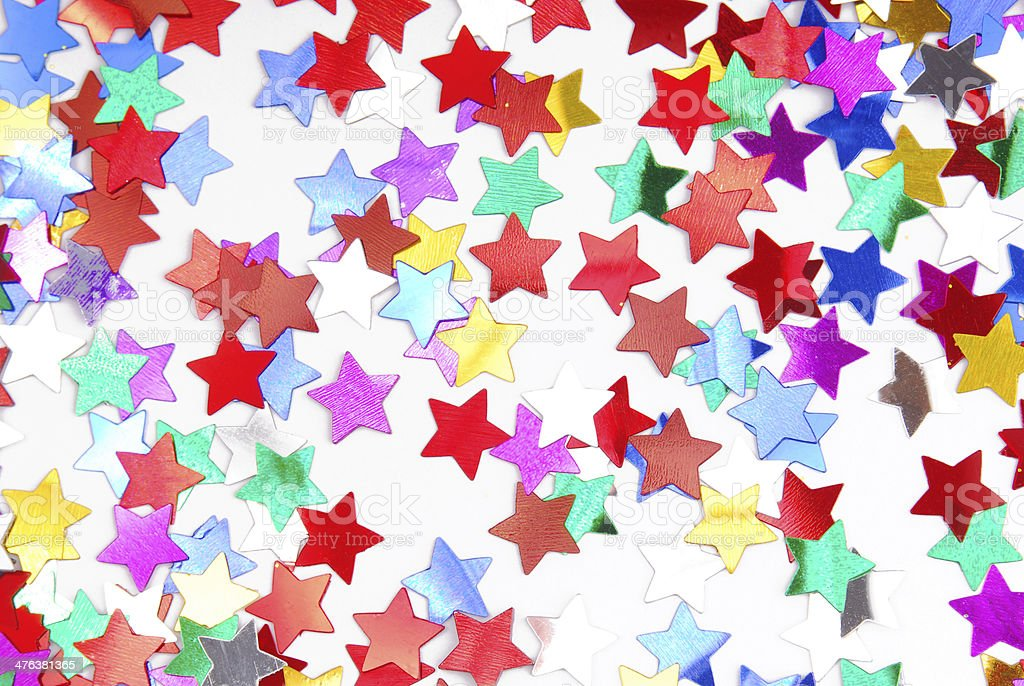 confetti colorful background royalty-free stock photo
