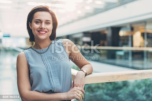istock Confidence and satisfaction in business 638784314