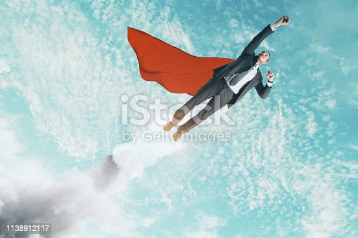 istock Confidence and startup concept 1138912117