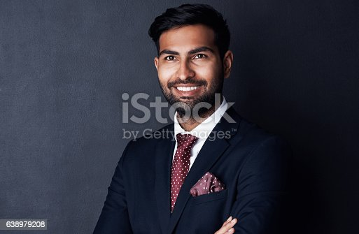 istock Confidence is key to beating business competition 638979208