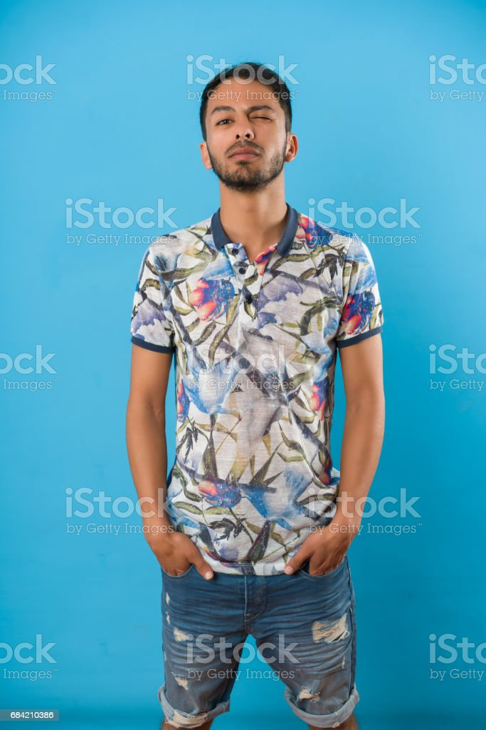 Confidence is the power of the mind royalty-free stock photo