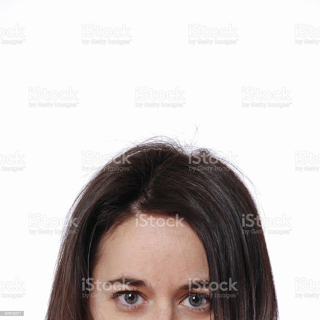 Confidence royalty-free stock photo