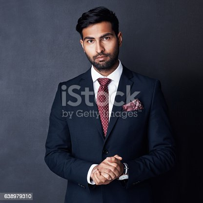 istock Confidence that delivers credibility to business name 638979310