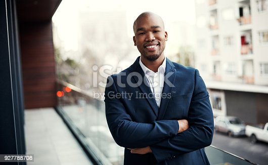 istock Confidence will truly get you far 927788708