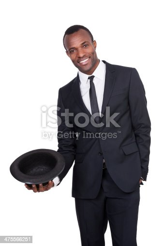 475529255 istock photo Confident and charming. 475566251