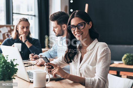 istock Confident and successful. 942622810