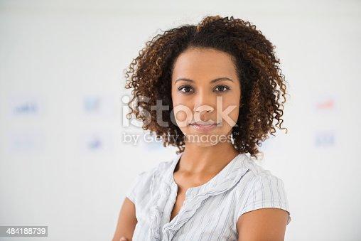 istock Confident Businesswoman 484188739