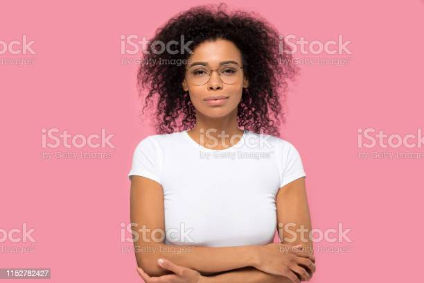 Confident businesswoman wearing glasses pose over pink background picture id1152782427?b=1&k=6&m=1152782427&s=612x612&h=ueofsdrvtqlg47 ojdijp3cf08gtcznewvid2nfhxec=
