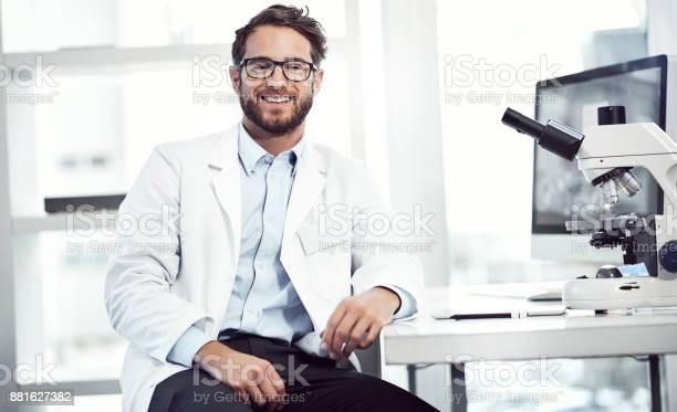 Zuversichtlicher Arzt Ist Ein Guter Arzt Stockfoto und mehr Bilder von Arbeiten