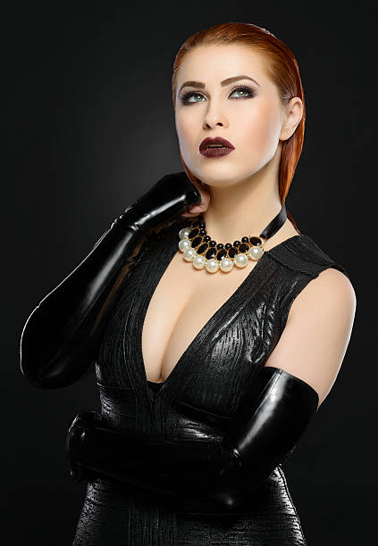 Jewelry Fetish Wear Women Fetishes Stock Photos, Pictures
