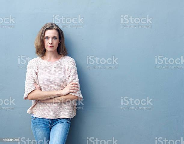 Confident mid adult woman posing with arms crossed picture id469084016?b=1&k=6&m=469084016&s=612x612&h=biheqpodcrapsijio k yagrldh270a2eycm536k5ig=