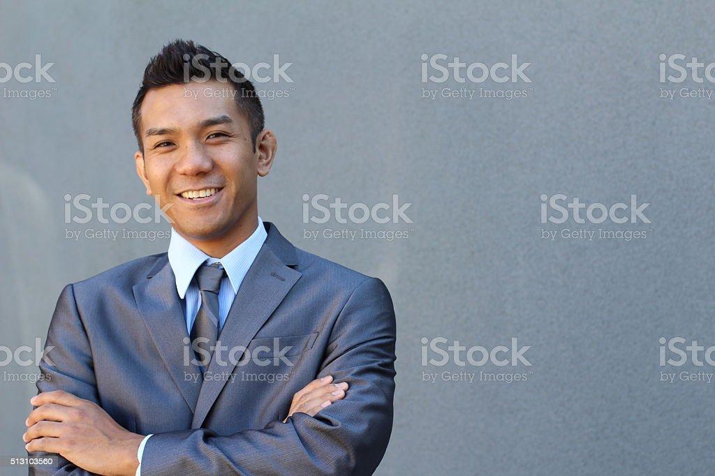 Zuversichtlich Moderne Business Mann Stockfoto Und Mehr Bilder Von