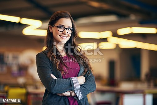590241864istockphoto Confident that I'll be a success 826276516
